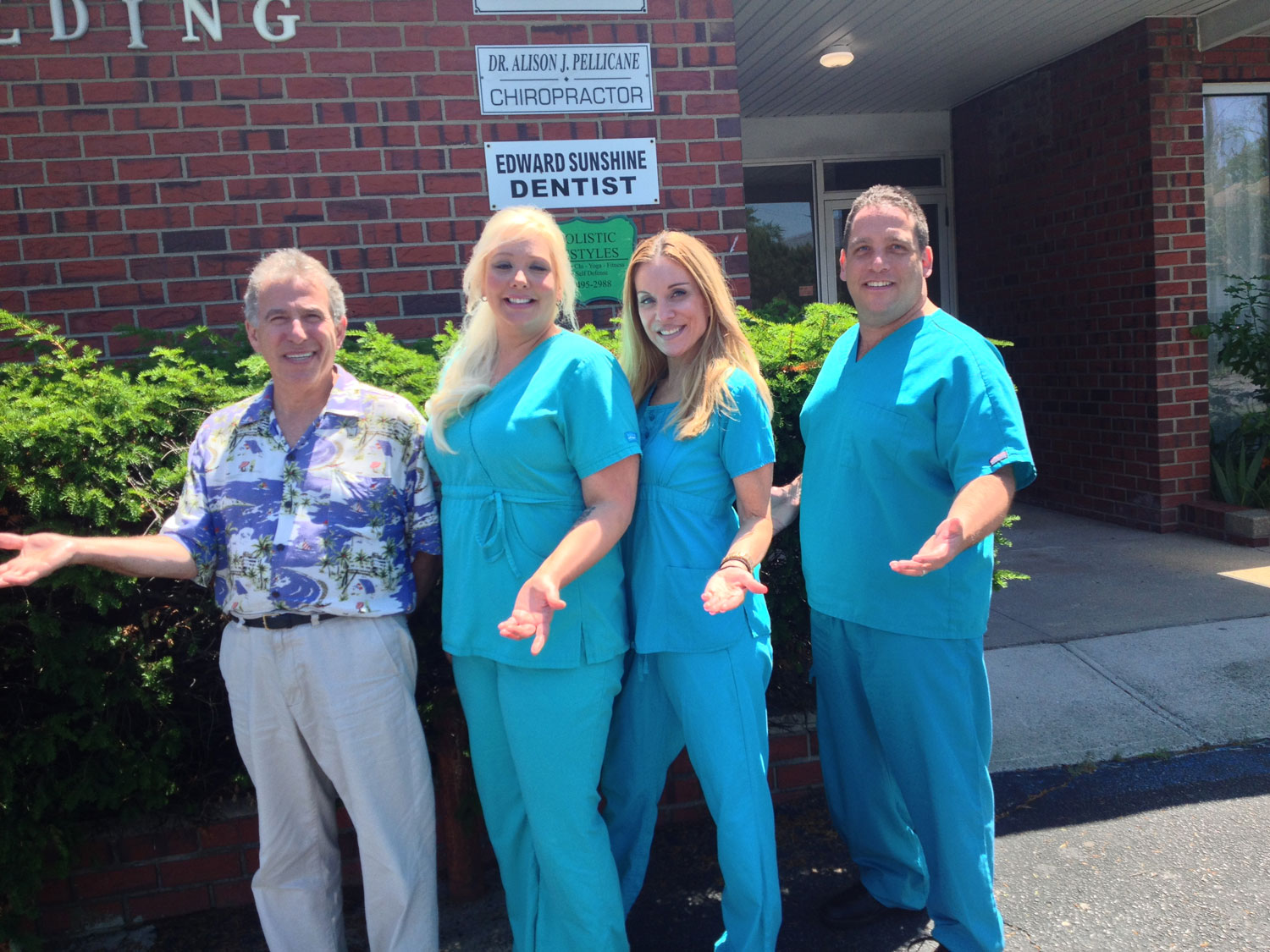 Sunshine Dental Team